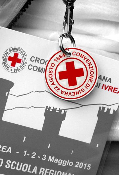 IMG20170724 Portachiavi Croce Rossa Italiana