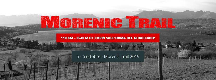 Banner Morenic Trail 2019