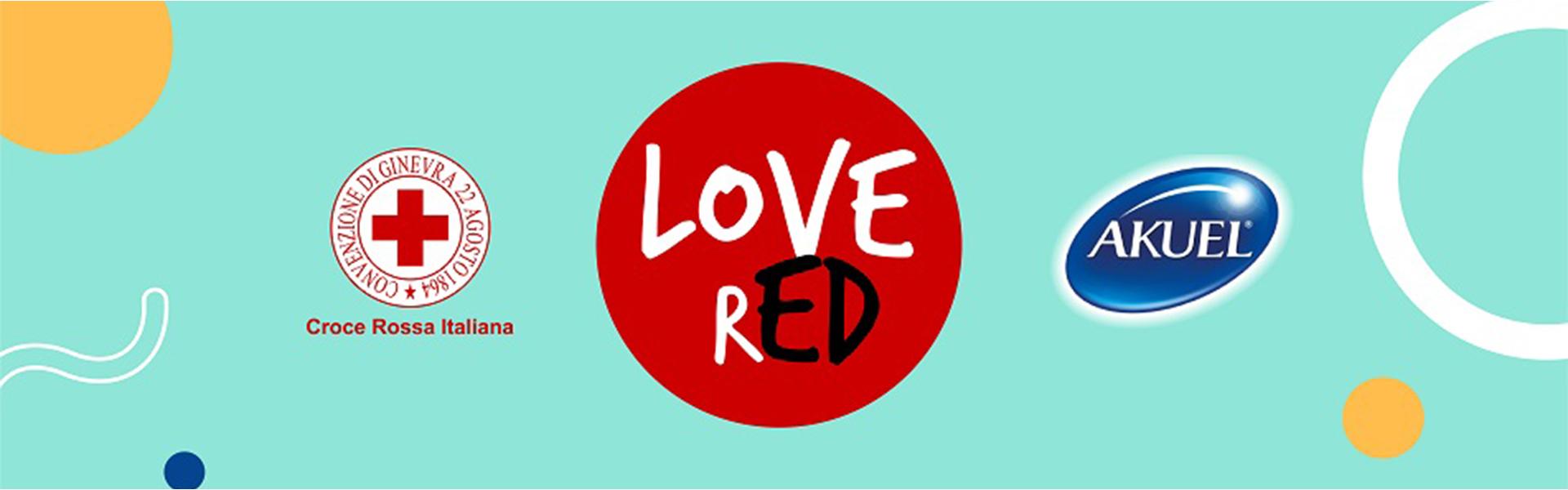 Progetto Love Red