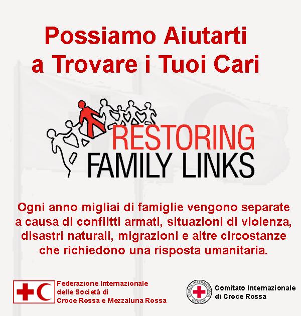 Restoring Family Link