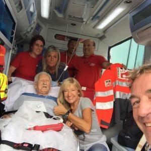 Equipaggio ambulanza