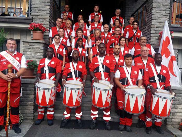 Fanfara della Croce Rossa Italiana