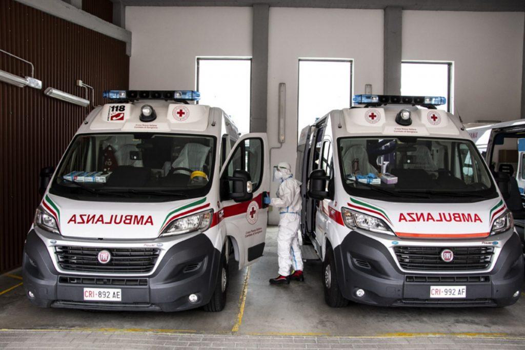 Ambulanze CRI