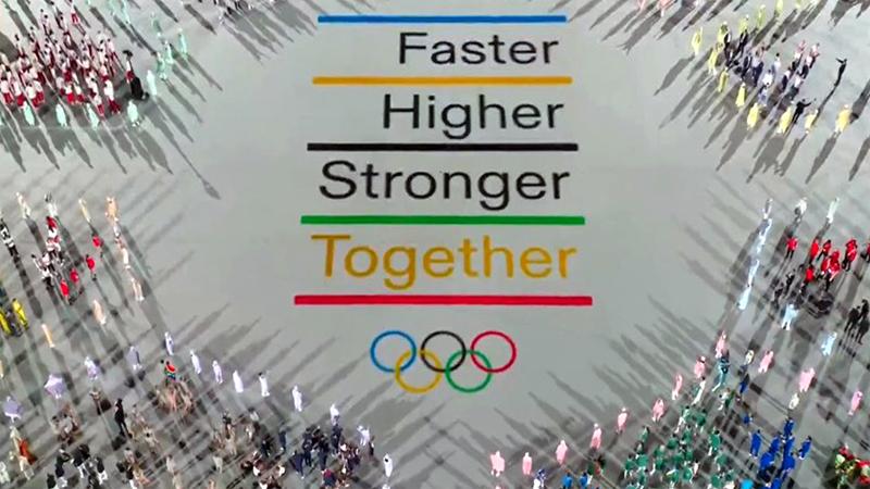okio 2020, higer faster stronger together