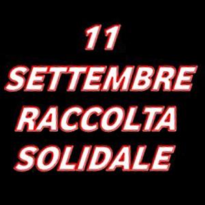 """Sabato 11 settembre """"RIEMPI IL CARRELO DI SOLIDARIETA'!"""